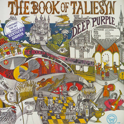 The Book Of Taliesyn (LP, USA, 1968)