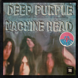 Machine Head, LP, UK, 1972
