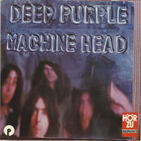 Machine Head, LP, Tyskland, 1972