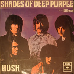 Shades Of Deep Purple (19??) LP Israel