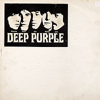 Shades Of Deep Purple (1968) Promo-LP England