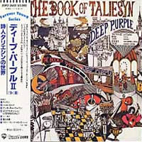 The Book Of Taliesyn Japan