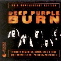 Burn, UK, CD