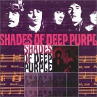 Shades Of Deep Purple (2000) CD USA