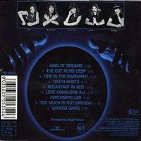 Slaves & Masters, CD