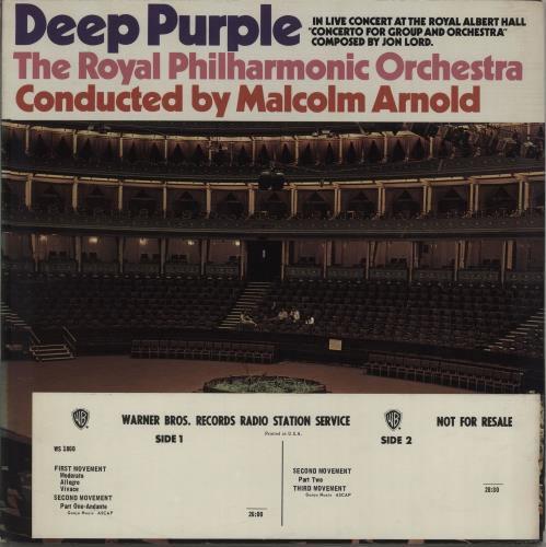 LP, Usa 1970