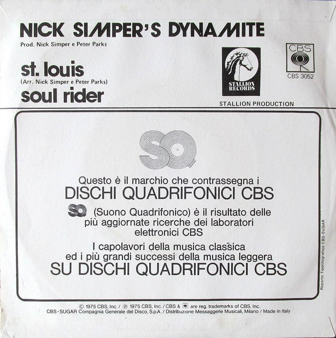 Nick Simper